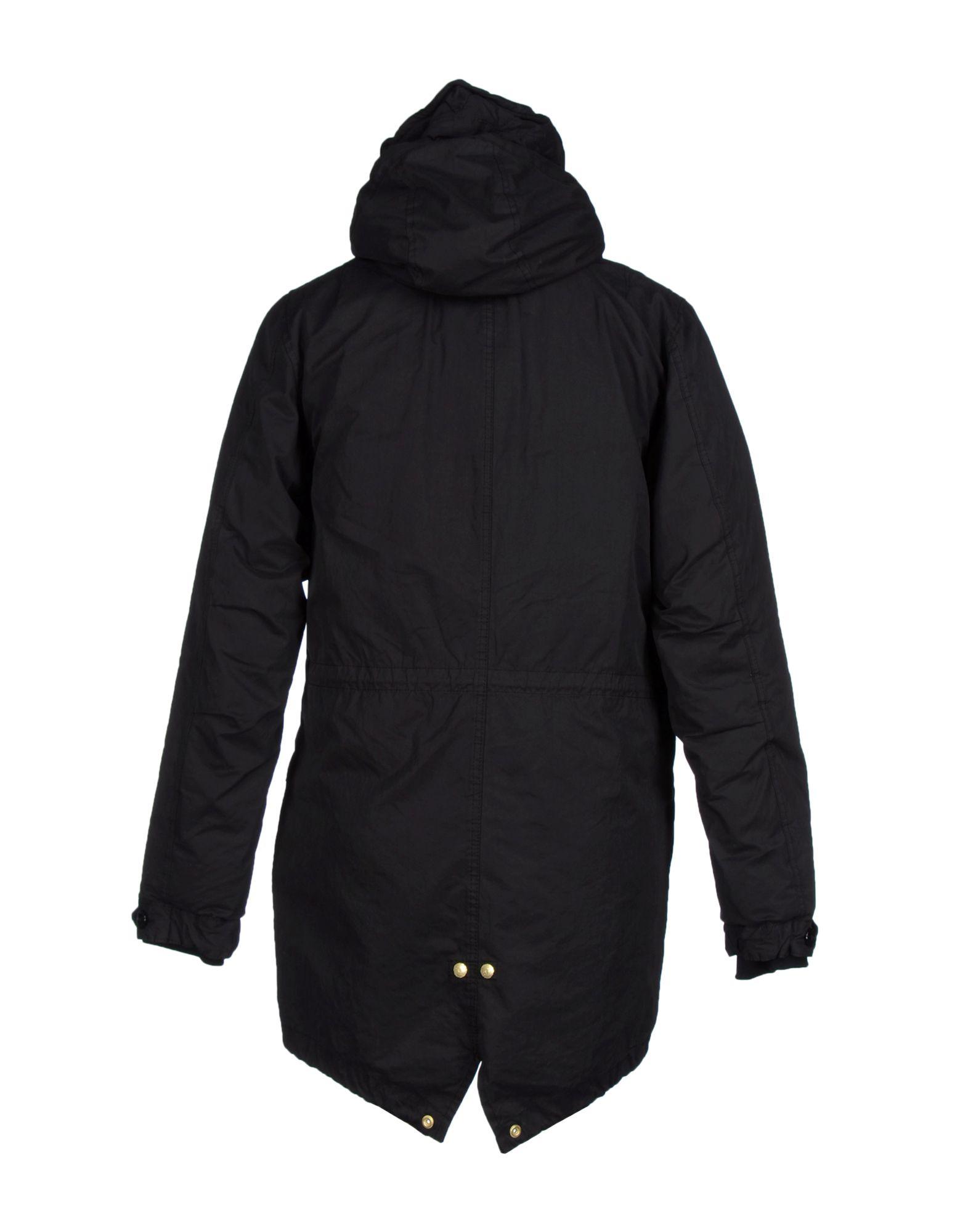 scotch soda jacket in black for men lyst. Black Bedroom Furniture Sets. Home Design Ideas