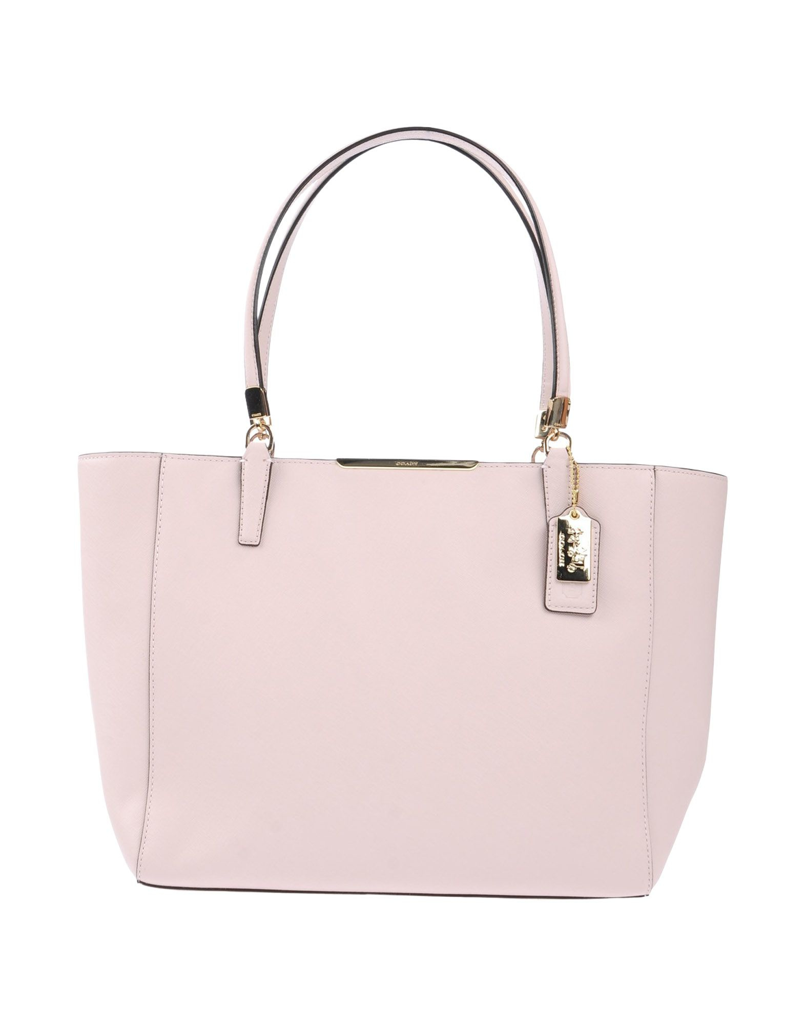 Coach Handbag in Pink | Lyst