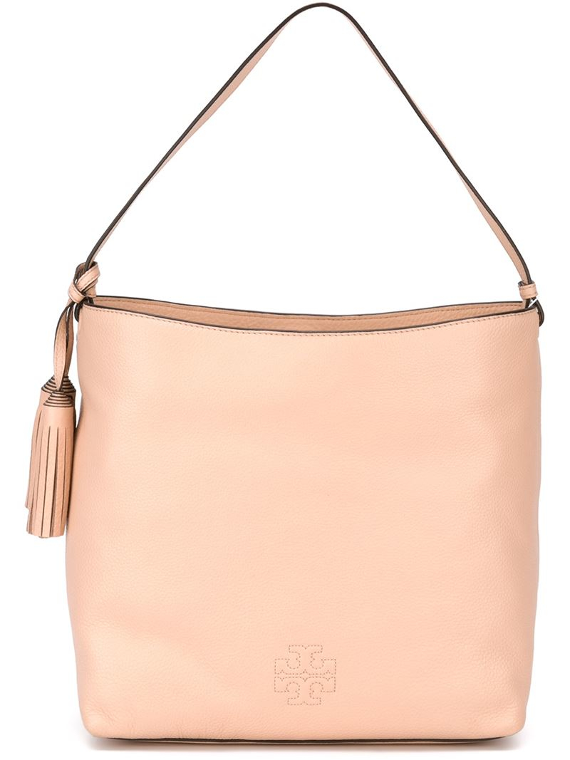 64de62ee1a1e Pink Tory Burch Bag Related Keywords   Suggestions - Pink Tory Burch ...