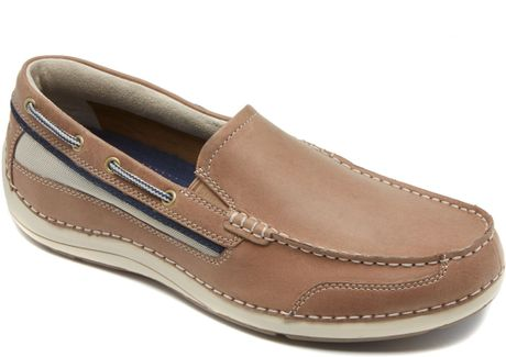 Rockport Shoal Lake Shoes in Brown for Men (Truffle