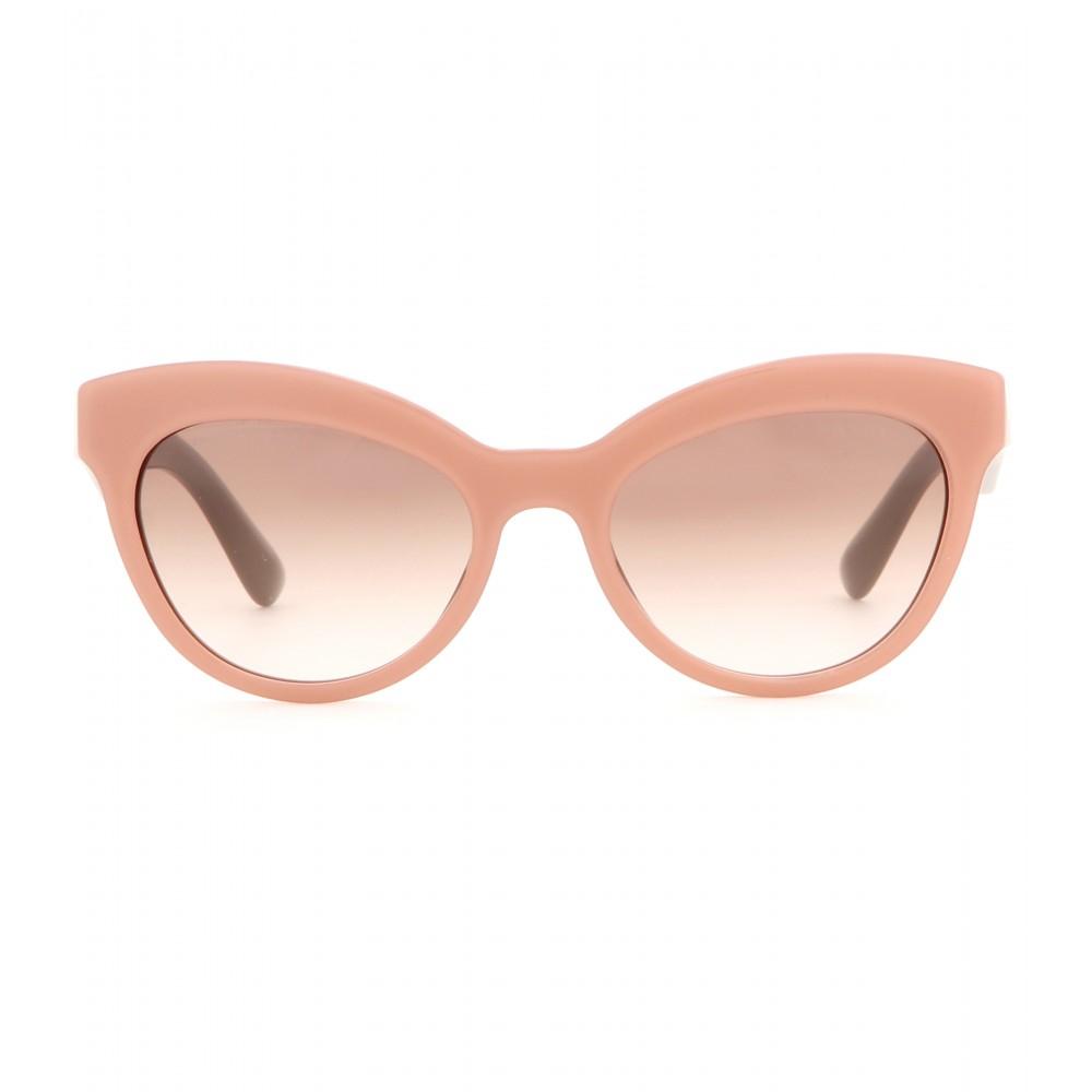 pink prada eyeglass frames