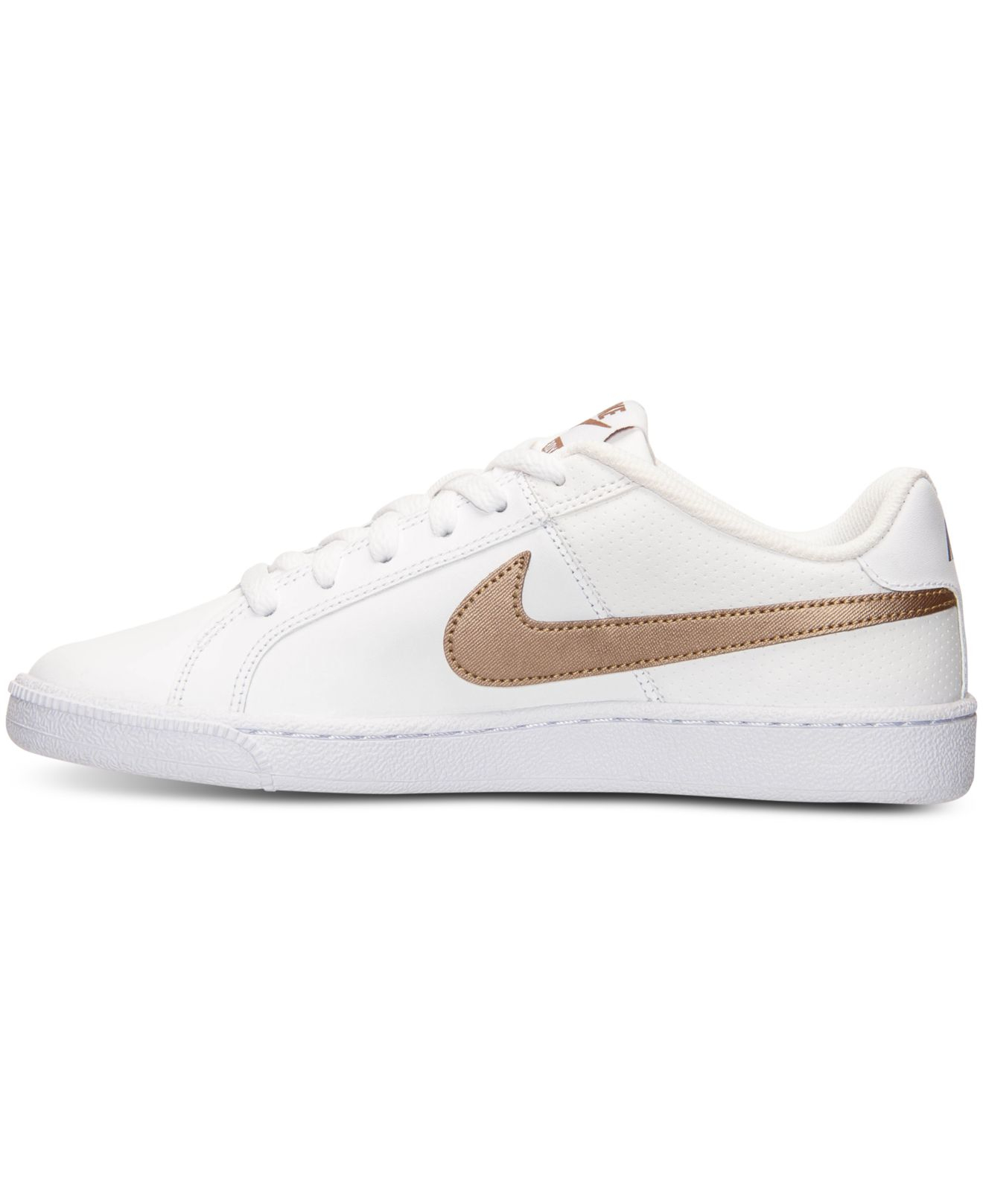 Lyst - Nike Women s Court Royale Casual Sneakers From Finish Line in ... 7b209ce206