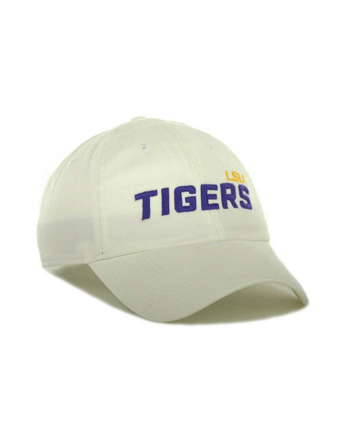 super popular ee396 9c179 ... sale lyst nike lsu tigers heritage 86 campus cap in white for men e12cf  2d893