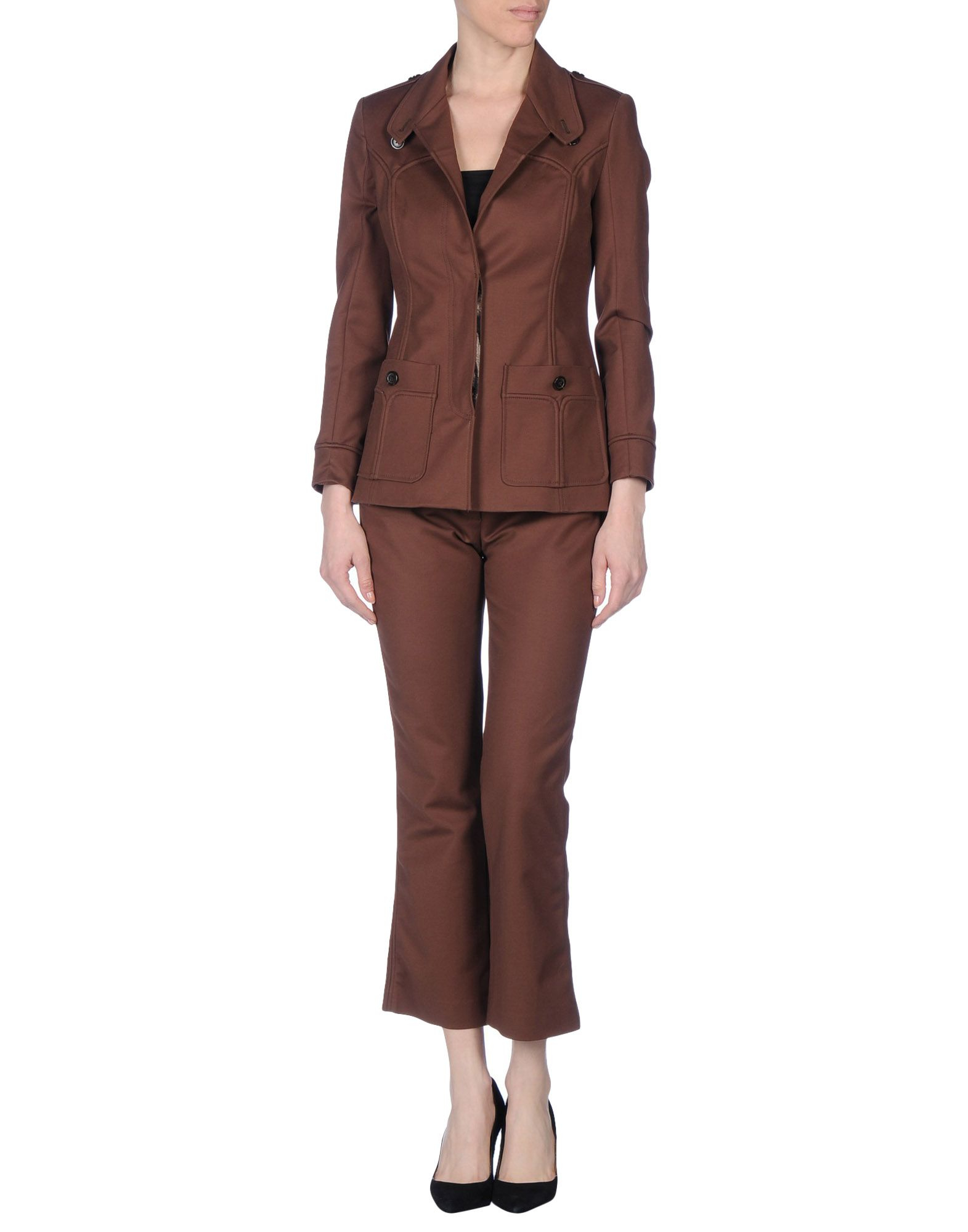 Find women's brown skirt suit at ShopStyle. Shop the latest collection of women's brown skirt suit from the most popular stores - all in one place.