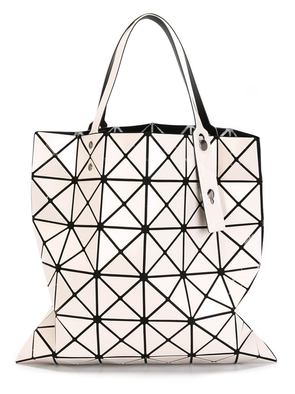 962d178777a2 Lyst - Bao Bao Issey Miyake  lucent Basic  Tote in Natural