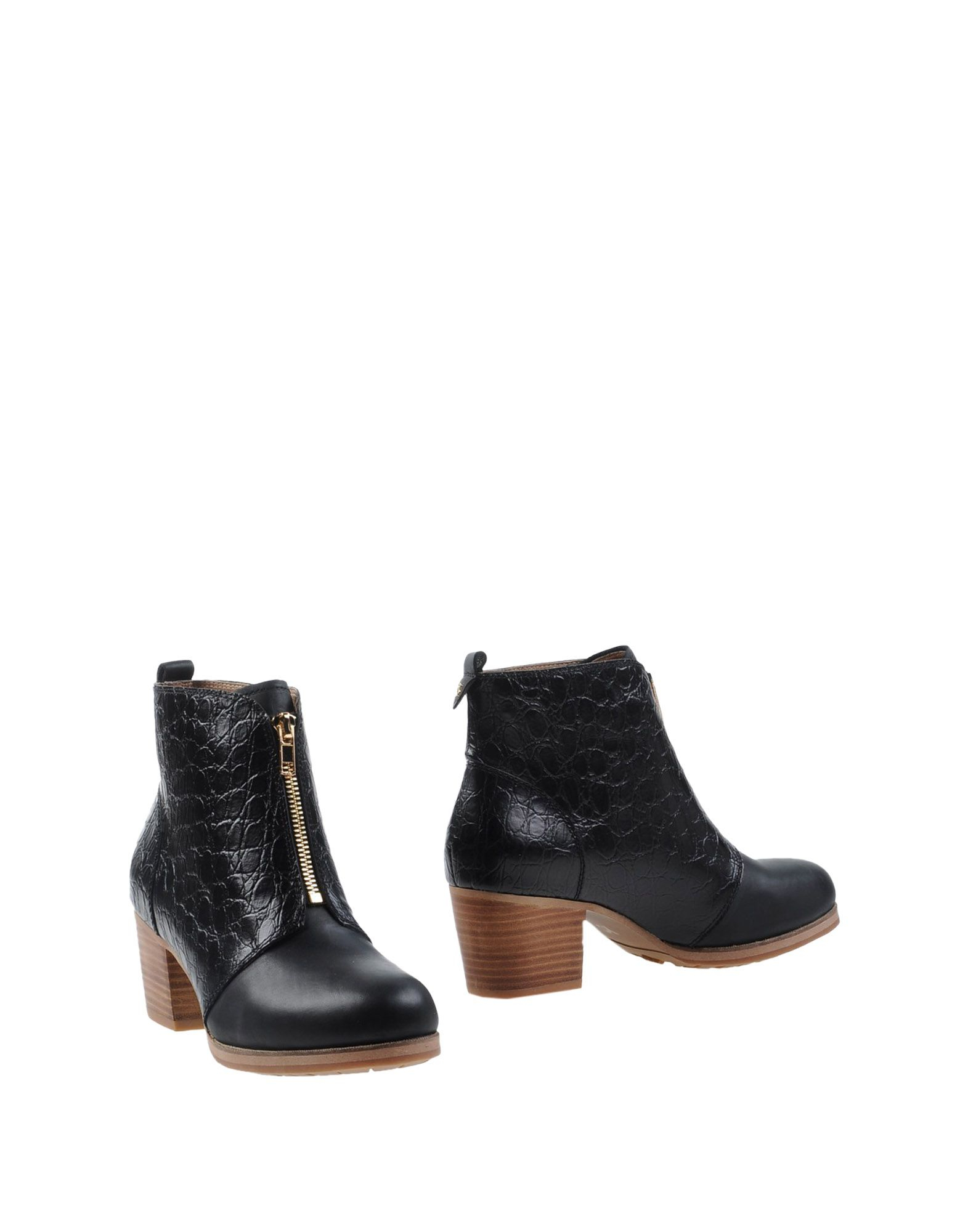 yosi samra ankle boots in black lyst
