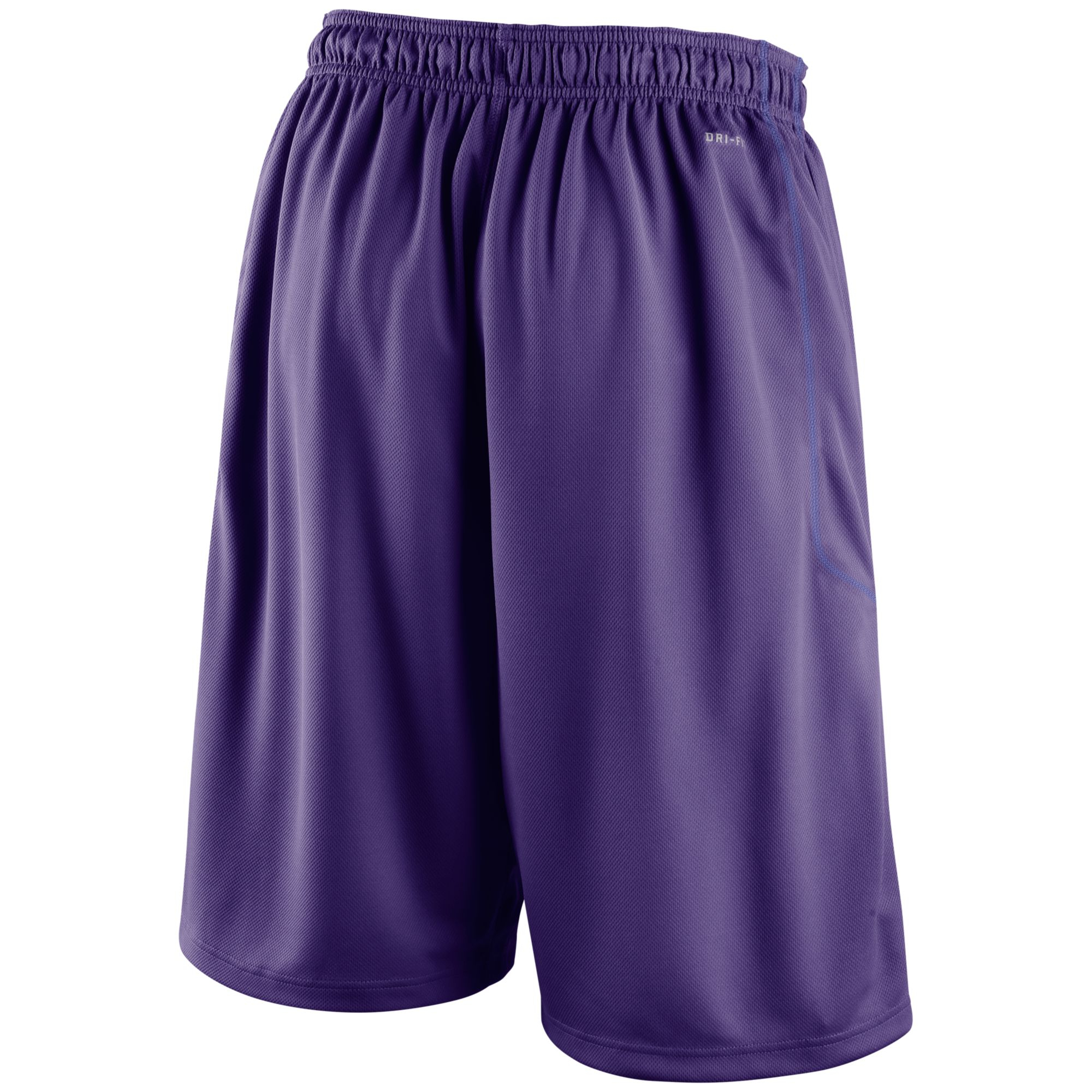 0ff5ee2a46c Lyst - Nike Mens Lsu Tigers Drifit Shorts in Purple for Men
