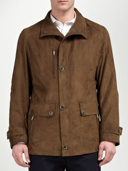 Bugatti Microma Jacket In Brown For Men Lyst
