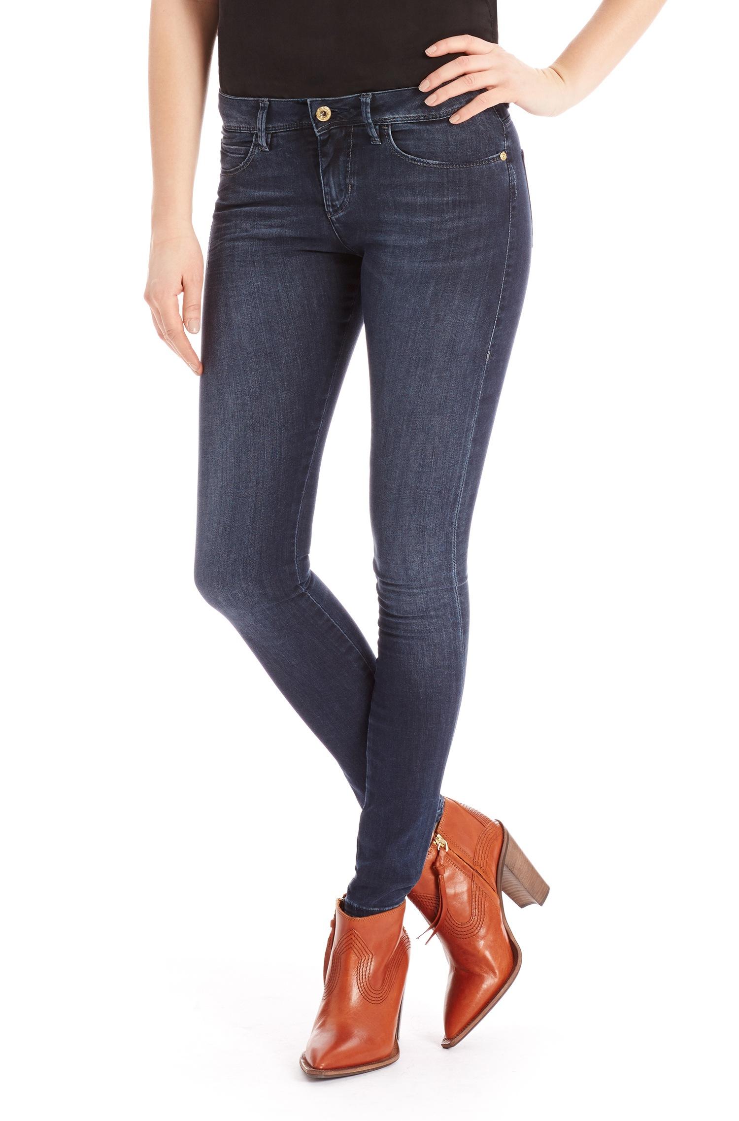 boss orange 39 liamy2 39 stretch cotton blend skinny jeans. Black Bedroom Furniture Sets. Home Design Ideas