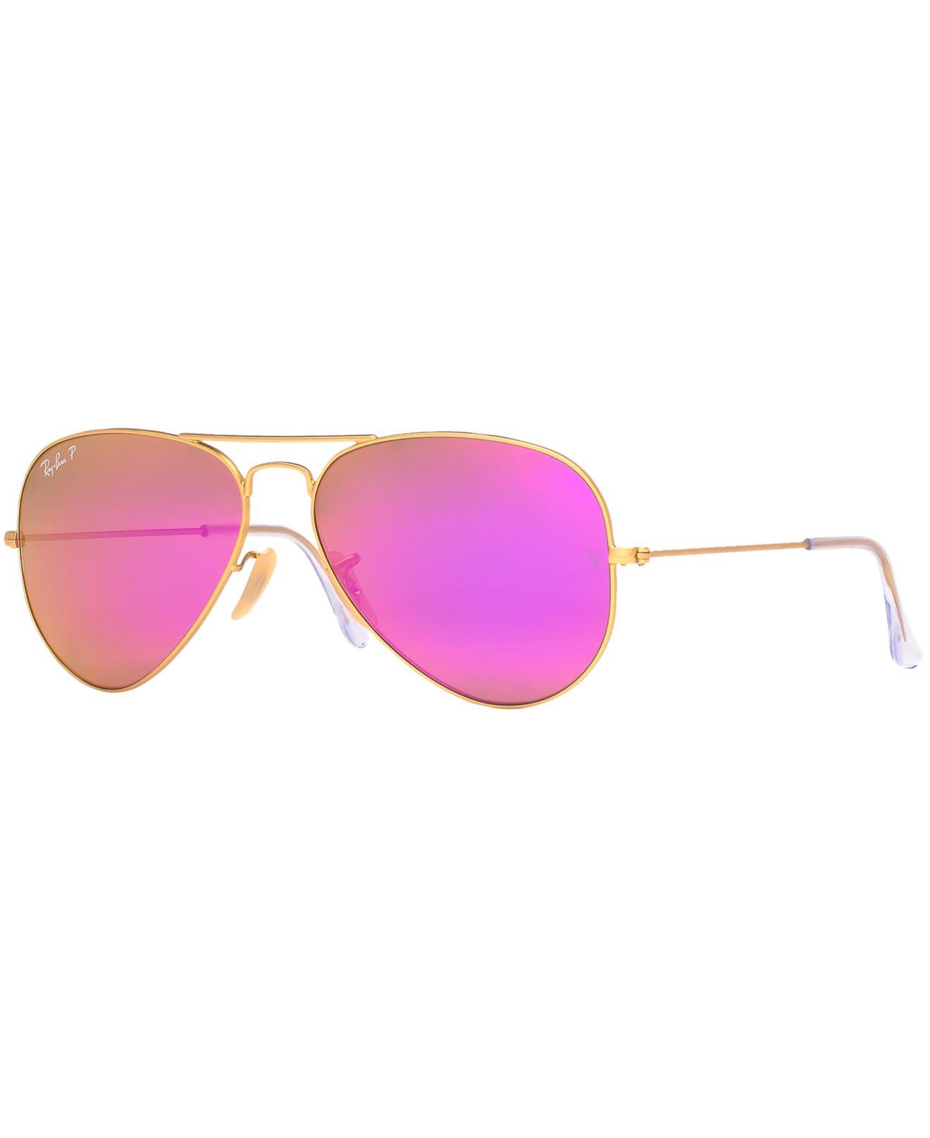 pink ray ban aviators 2017