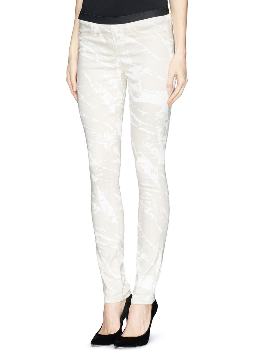 Add variety to your everyday wardrobe with these White Stag Women's Petite Stretch Pants. They are constructed with a cotton blend fabric that is soft and comfortable.