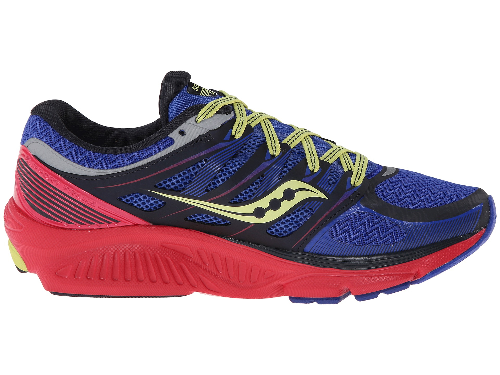 d140a8be31bc Lyst - Saucony Zealot Iso in Blue