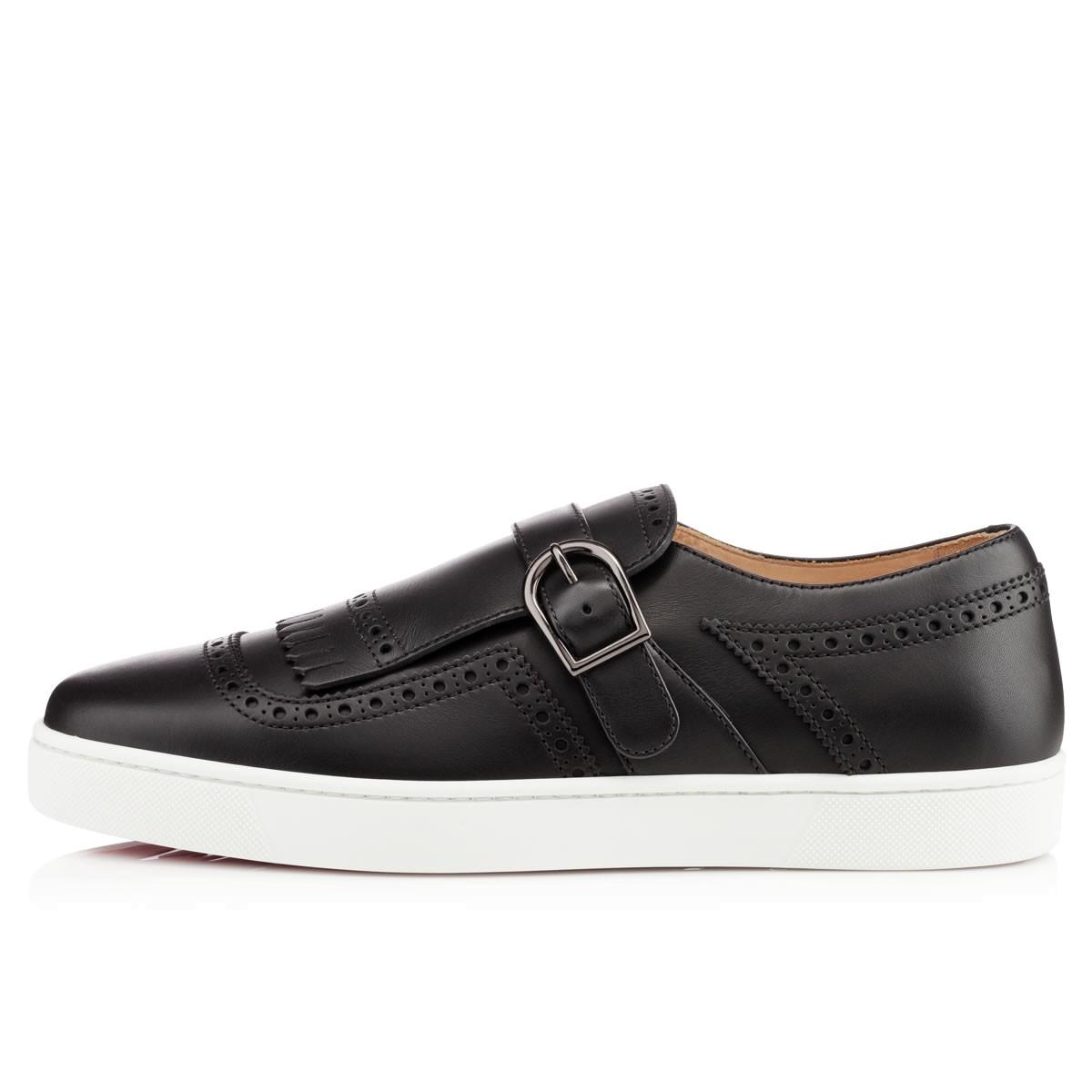 louboutin shoes price - christian louboutin python round-toe high top Louis Junior Flat ...