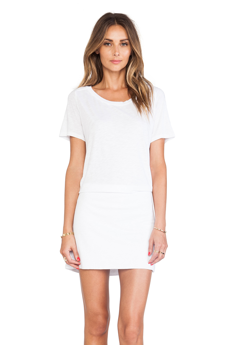 5f6960b4bb Gallery. Previously sold at: REVOLVE · Women's T Shirt Dresses