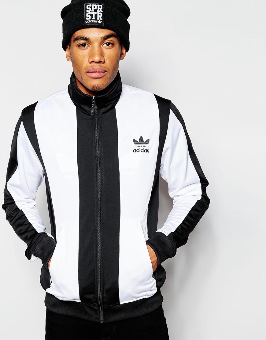 Lyst - Adidas Originals Beckenbauer Track Jacket Ab7456 In Black For Men