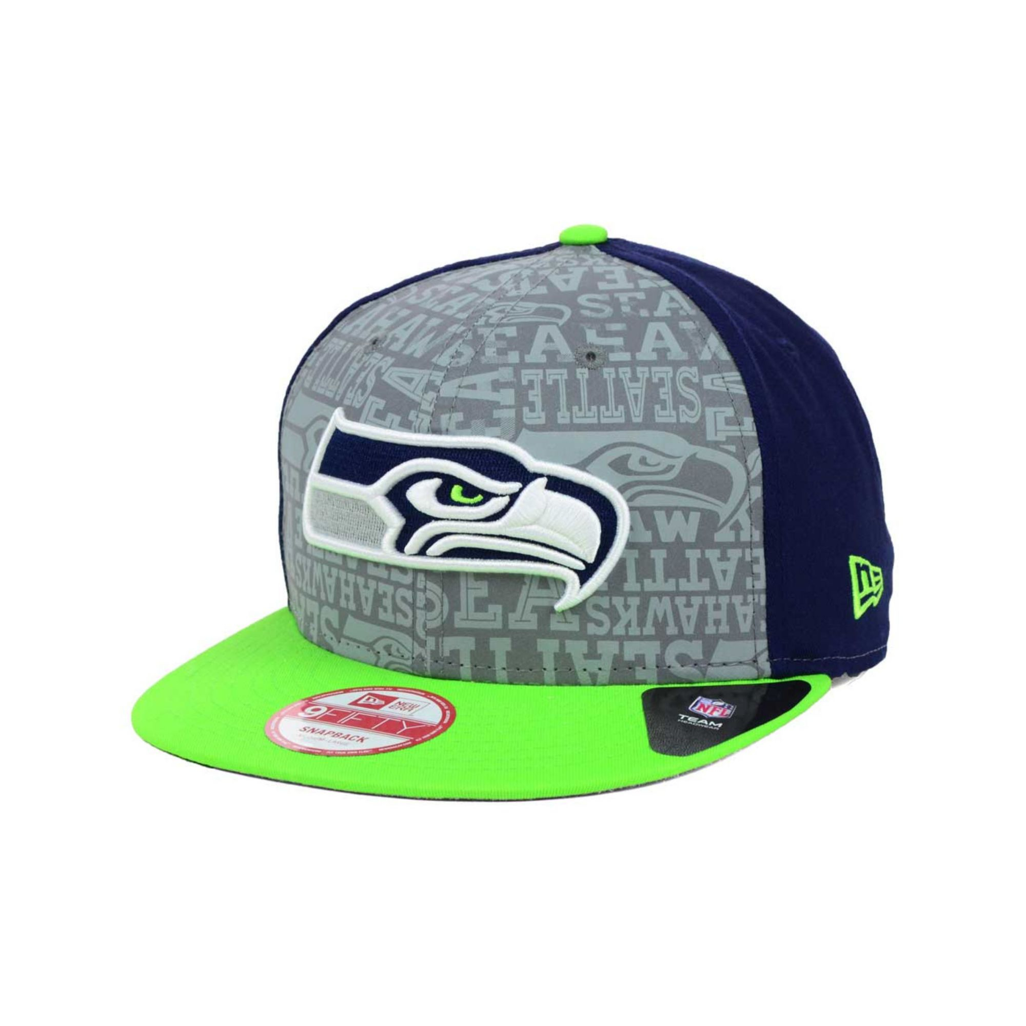 seattle seahawks snapback blue. Black Bedroom Furniture Sets. Home Design Ideas