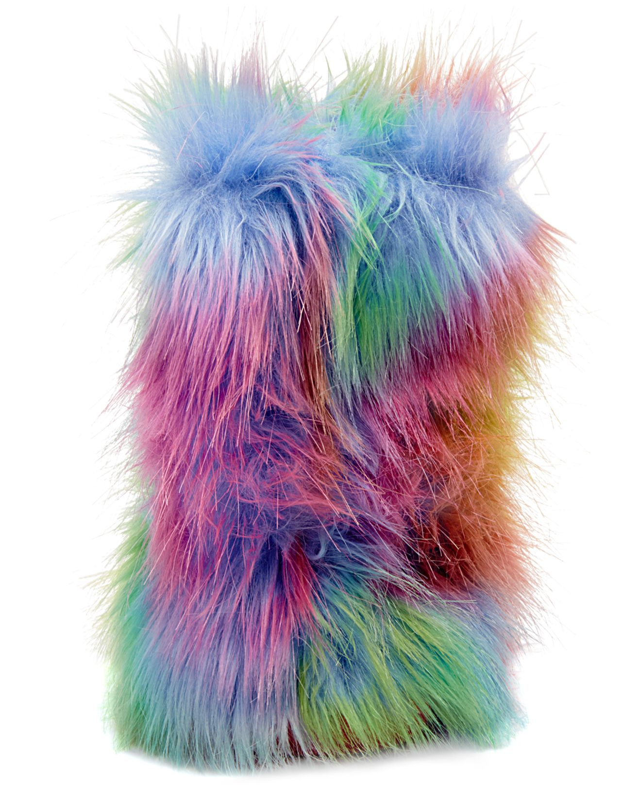 e88dd33df3b Lyst - Steve Madden Snaglezz Faux-Fur Slippers for Men