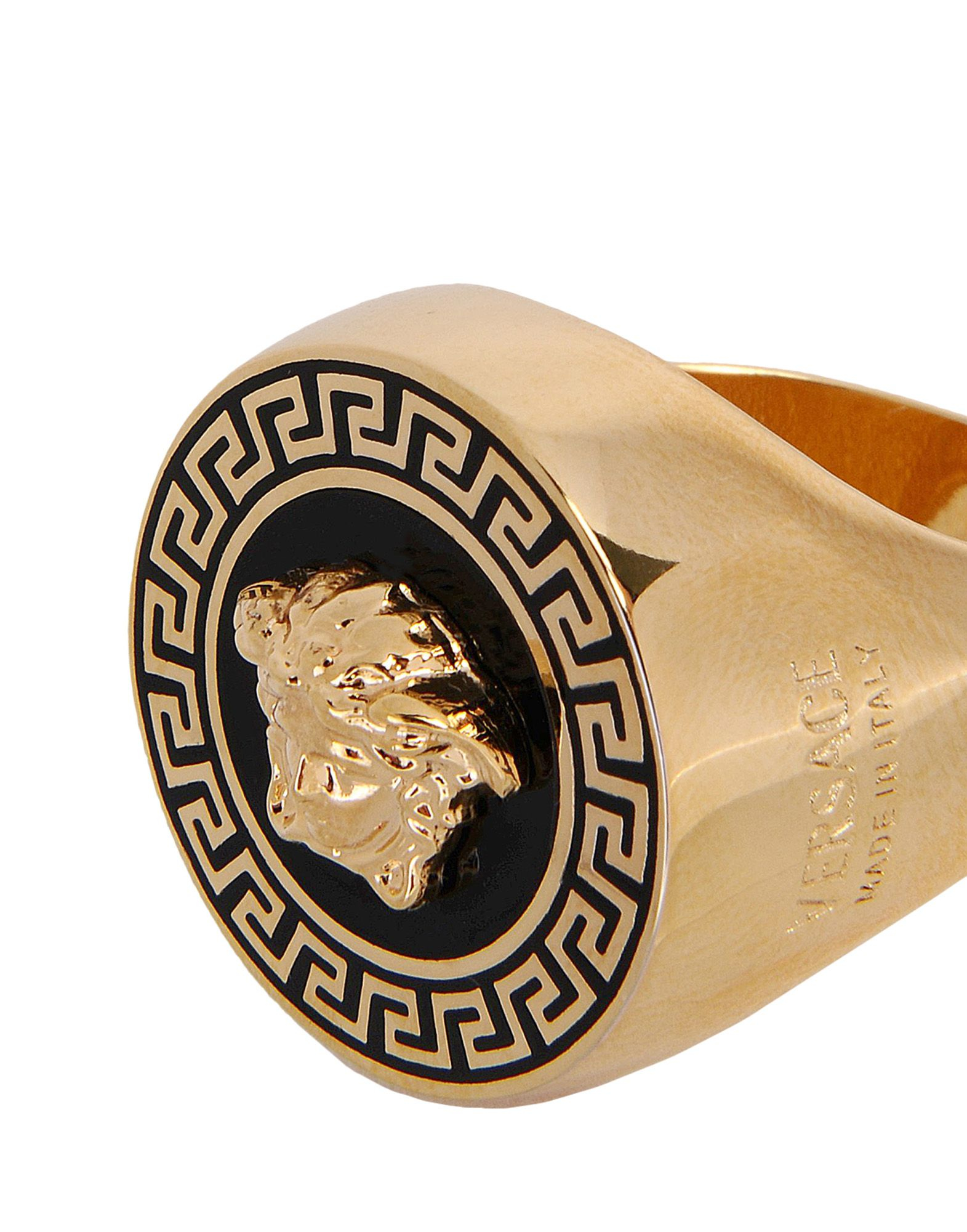 Versace Gold Ring for Men