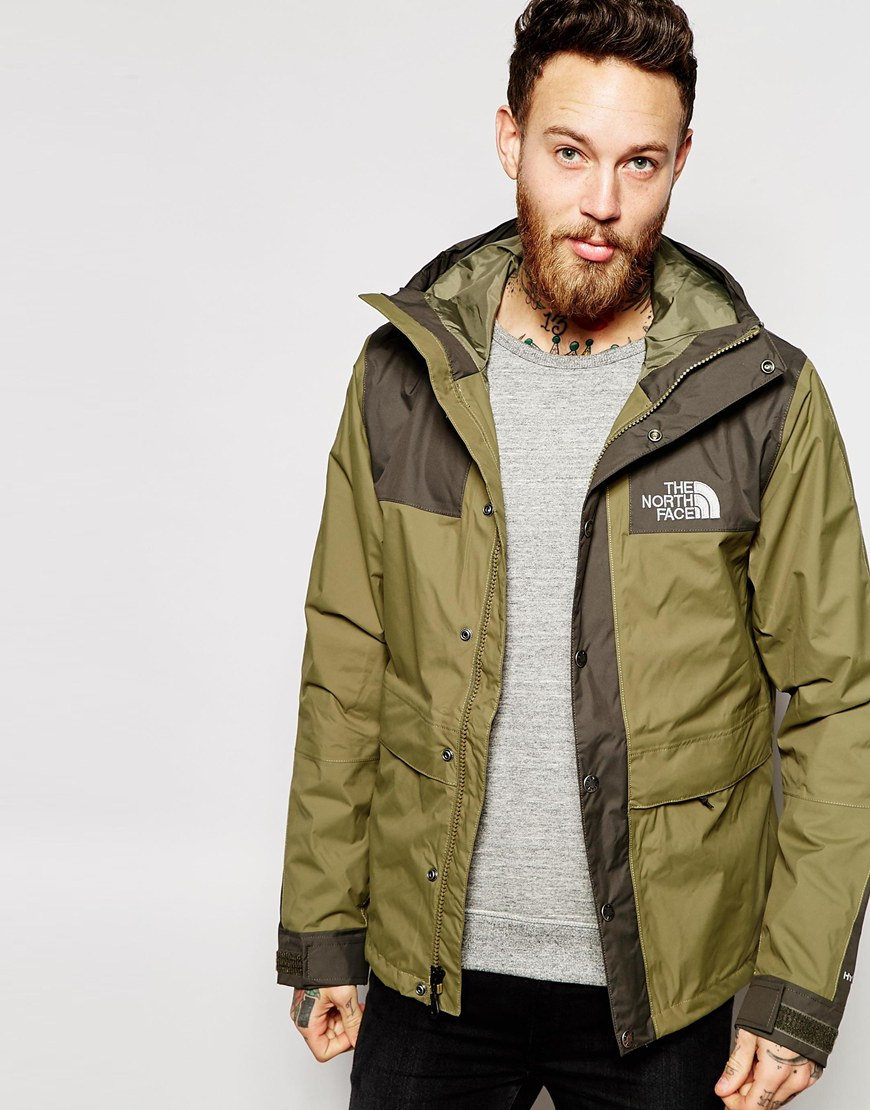ffb2f3e08 italy the north face mountain jacket green 0d08c 0475f