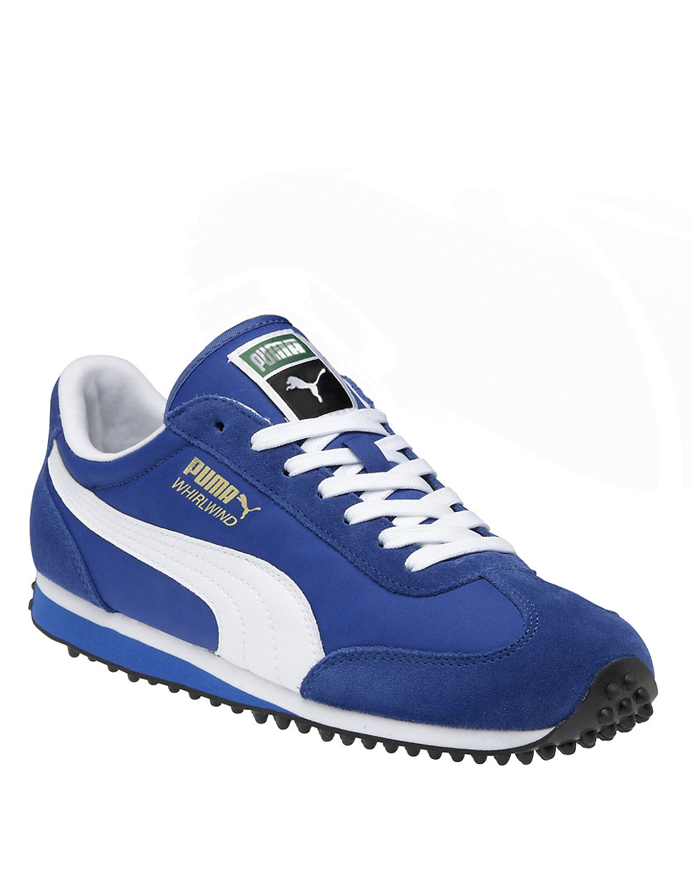 Lyst Puma Whirlwind Classic Sneakers In Blue For Men
