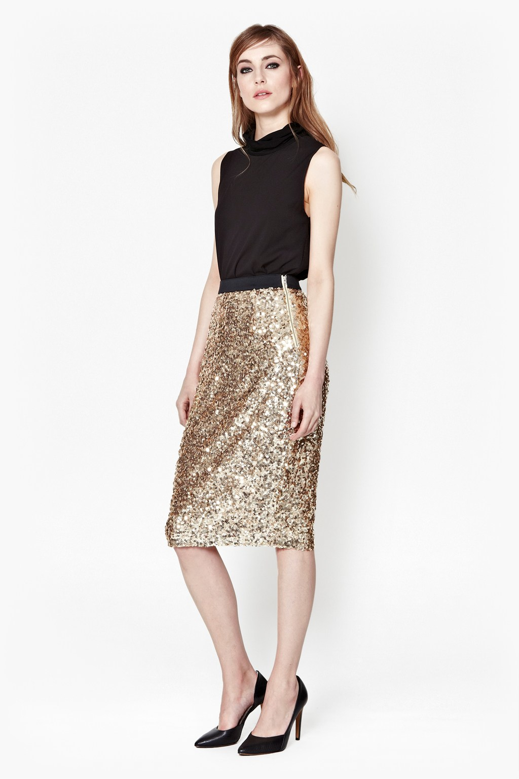 Find sequin pencil skirt at ShopStyle. Shop the latest collection of sequin pencil skirt from the most popular stores - all in one place.