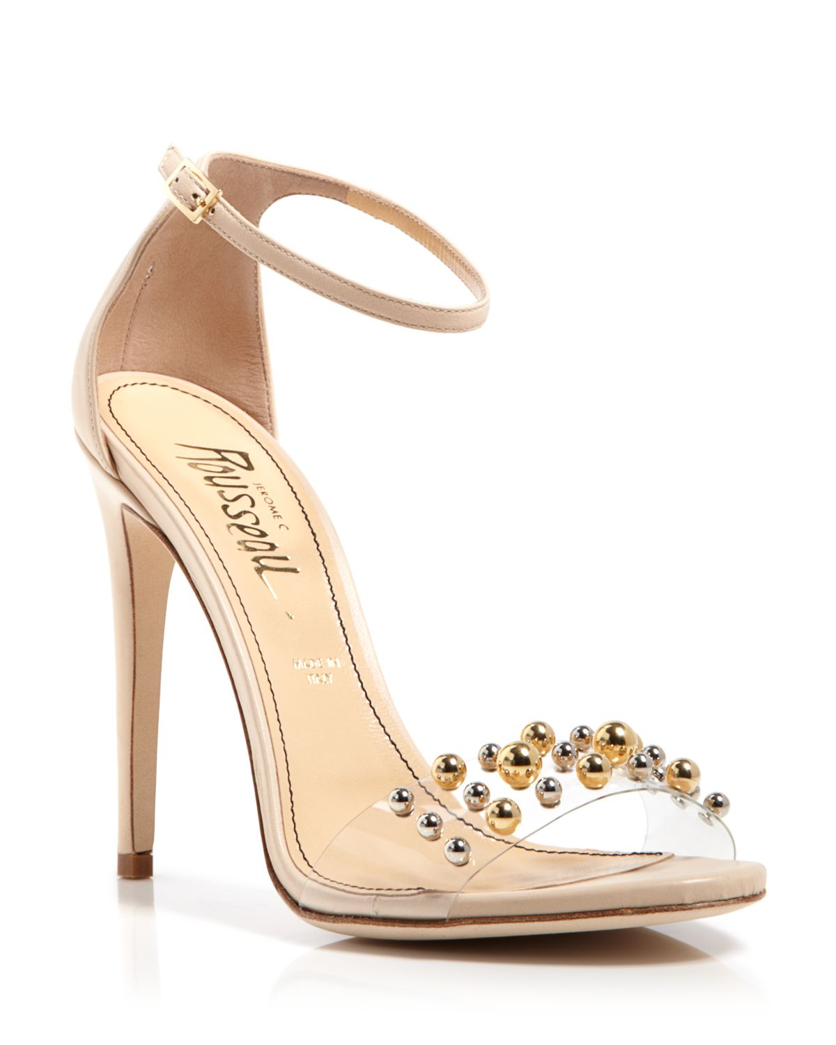 buy cheap shop offer pay with paypal sale online Jerome C. Rousseau Embossed Square-Toe Pumps clearance perfect clearance largest supplier UatDDa