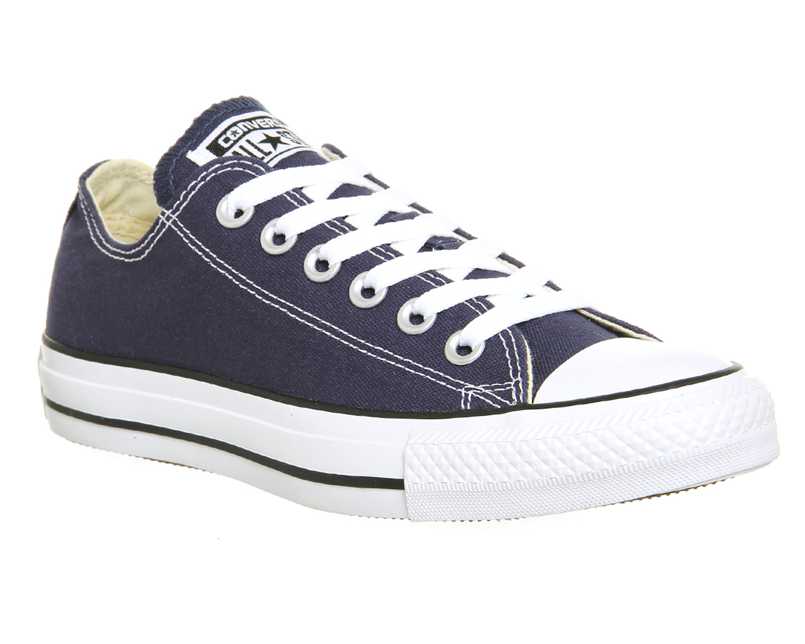 converse all star low in blue for men lyst