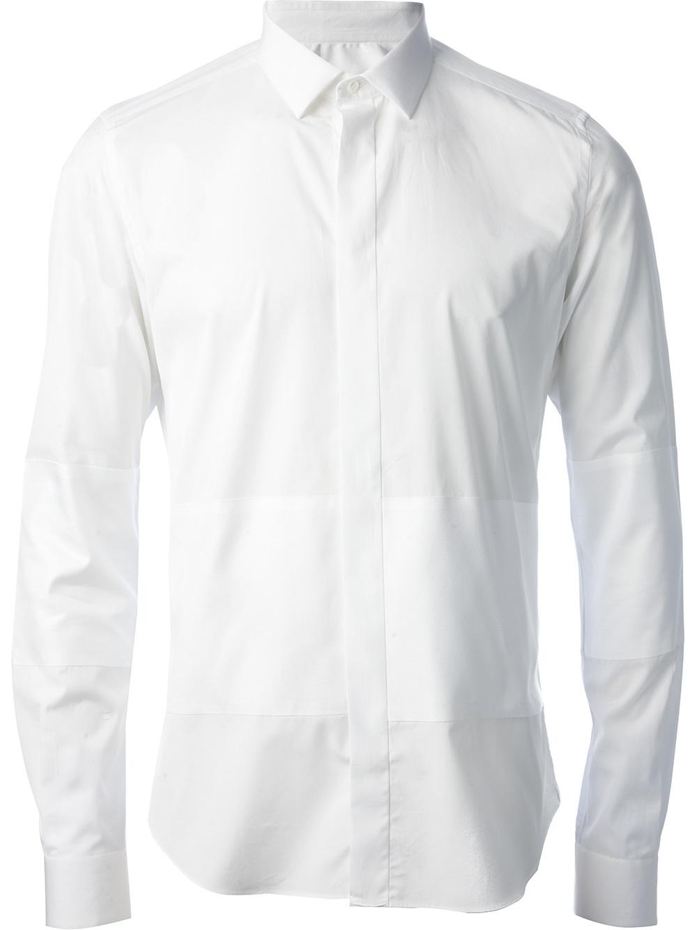 Collared Shirt Mens