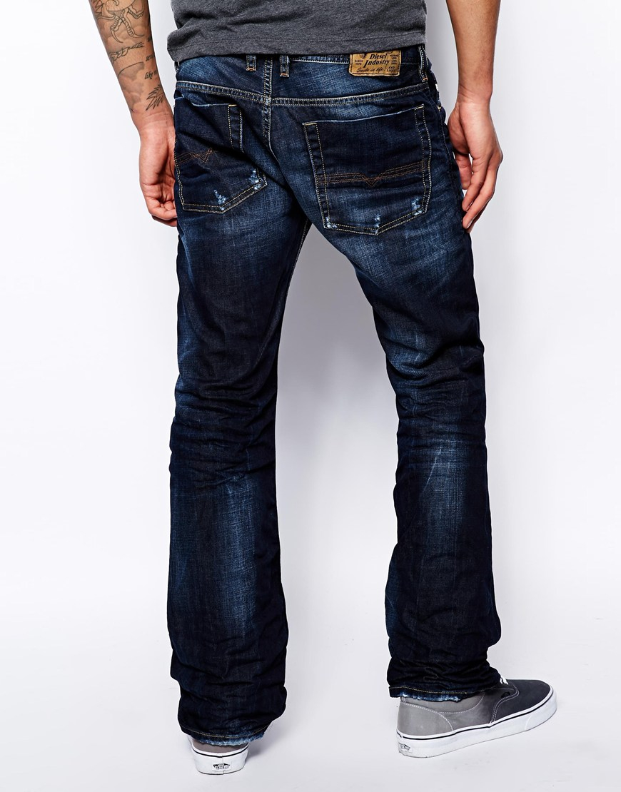Mens Stretch Jeans Bootcut | Ku Jeans