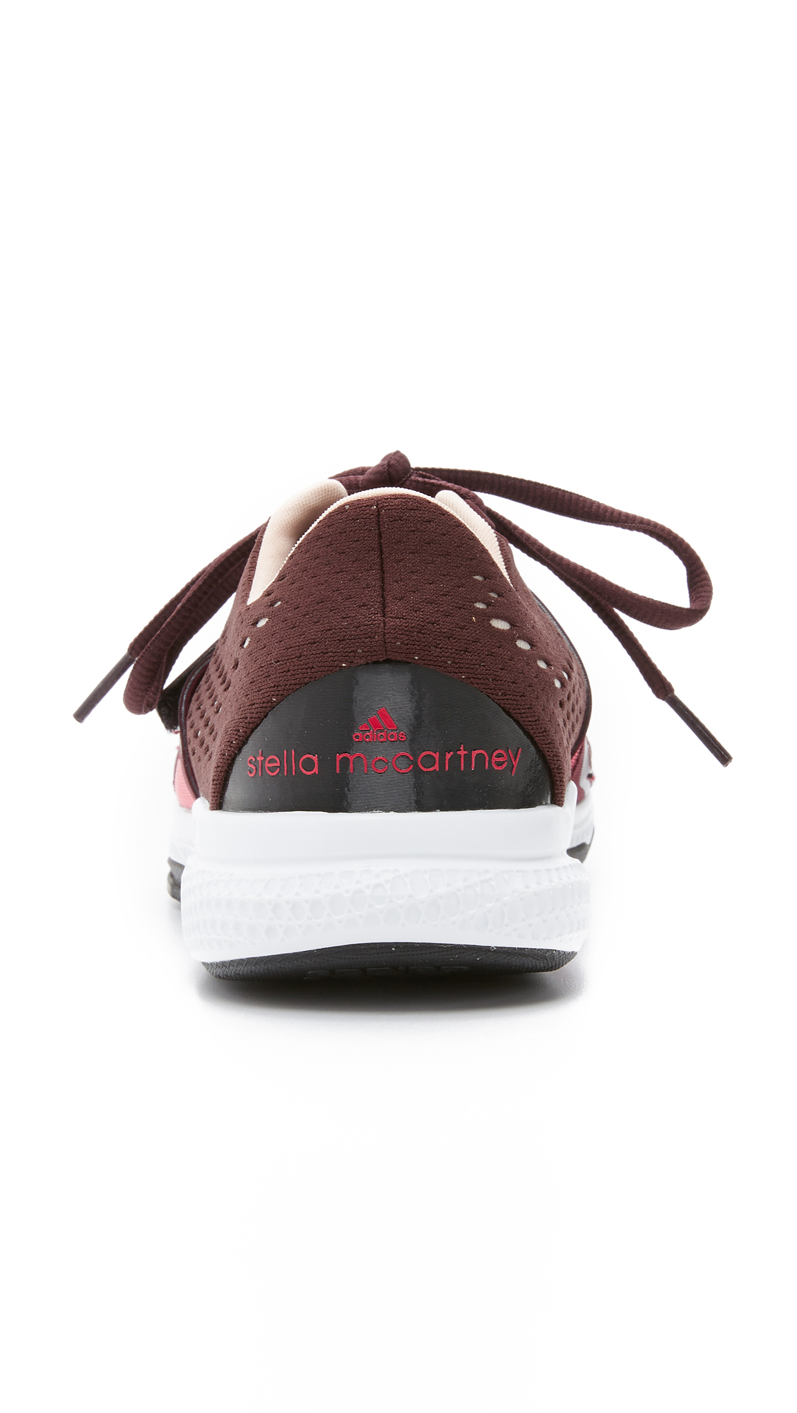 Adidas Da Stella Scarpe Mccartney Atani Rimbalzare Le Scarpe Stella Da Ginnastica In Viola Lyst cb9721