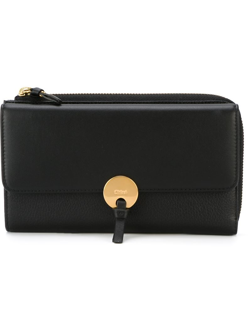 Chloé Indy long wallet K71VOgcI9g