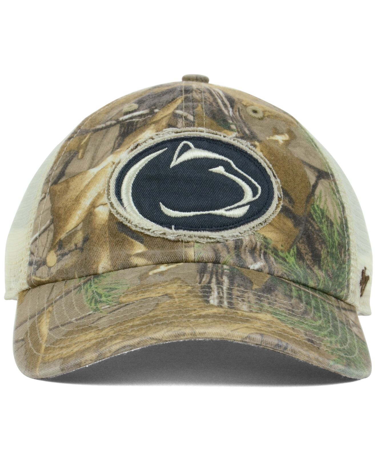 8bcfc6643c4bd Lyst - 47 Brand Penn State Nittany Lions Ncaa Closer Cap in Green ...