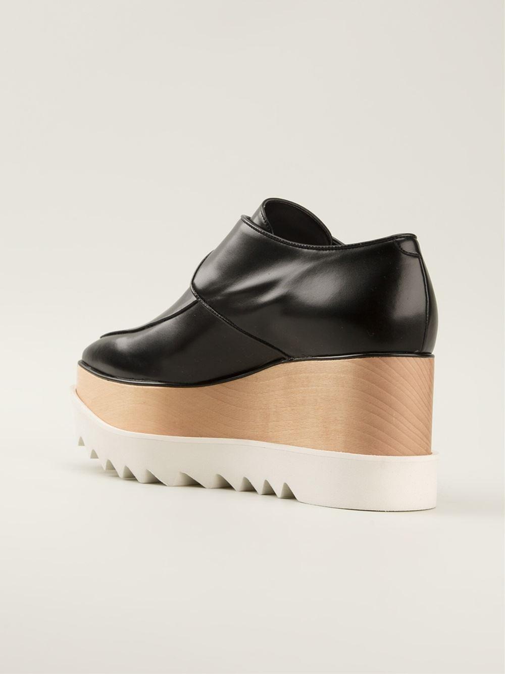 Lyst Stella Mccartney Britt Shoes In Black