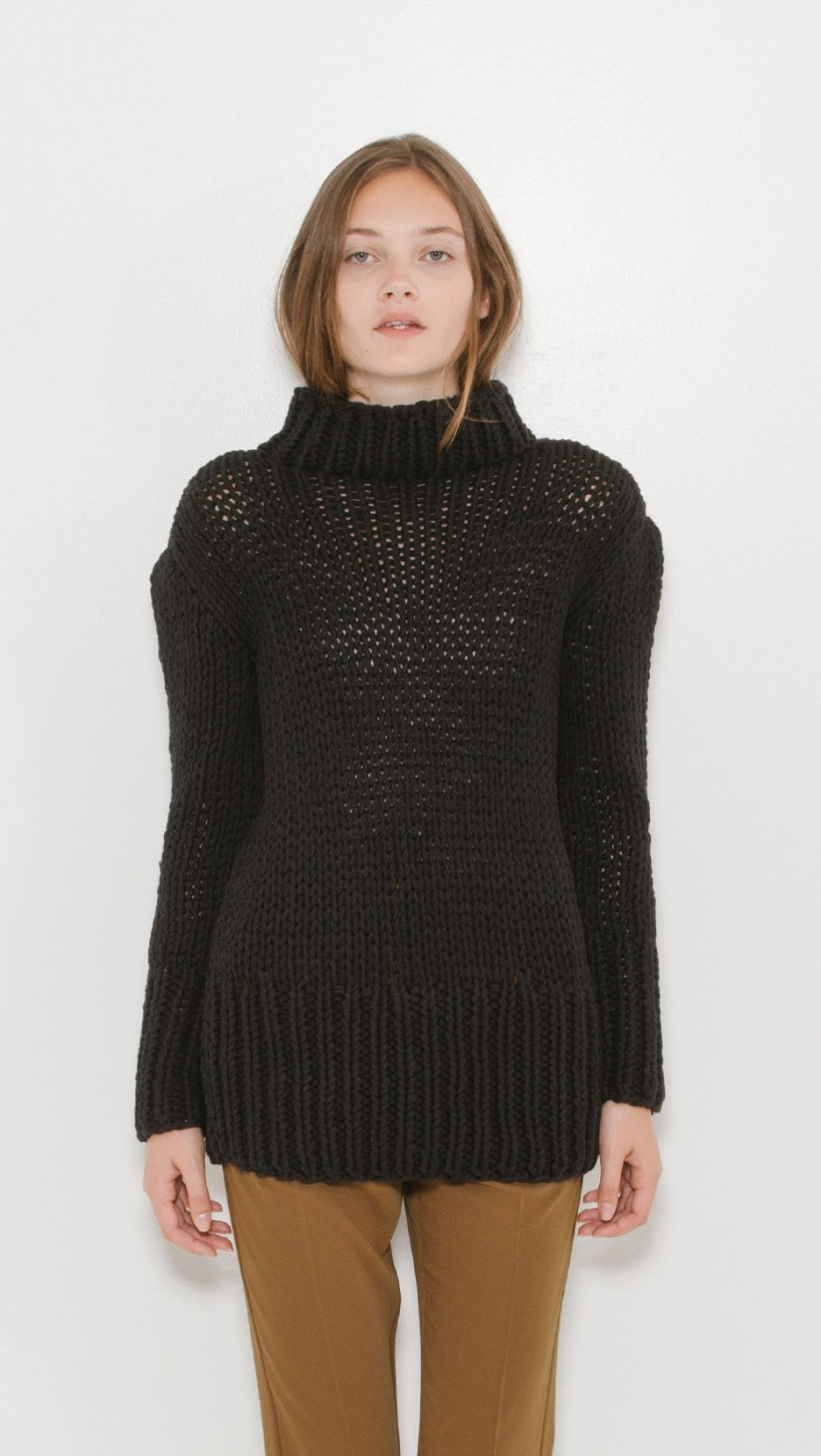 Lyst mm6 by maison martin margiela hand made sweater in for Mm6 maison margiela