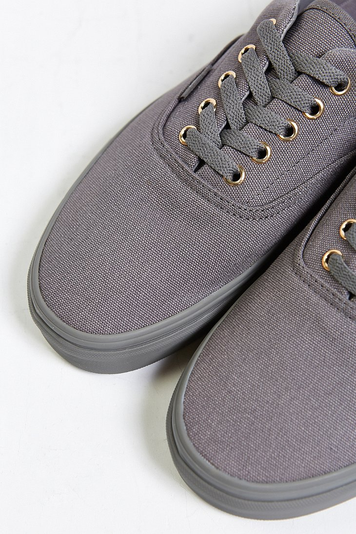 f086caf58de013 Lyst - Vans Era Gold Monochrome Sneaker in Gray for Men