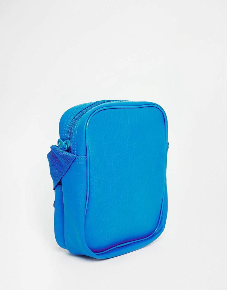 78683e4d0350 Lyst - Adidas Originals Classic Flight Bag Ab2733 in Blue fo big sale 16a1c  b38e7 ...