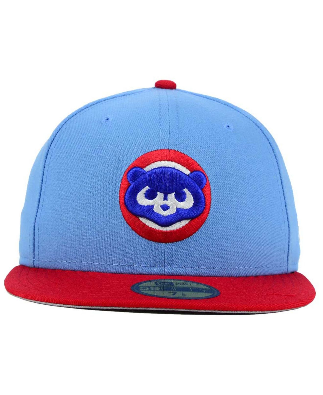 new concept f72cd 12bdb official store gray black new era 20708629 philadelphia phillies mlb the  eaton 59fifty cap 2f31e 90c7e  spain lyst ktz chicago cubs cooperstown 2  tone ...