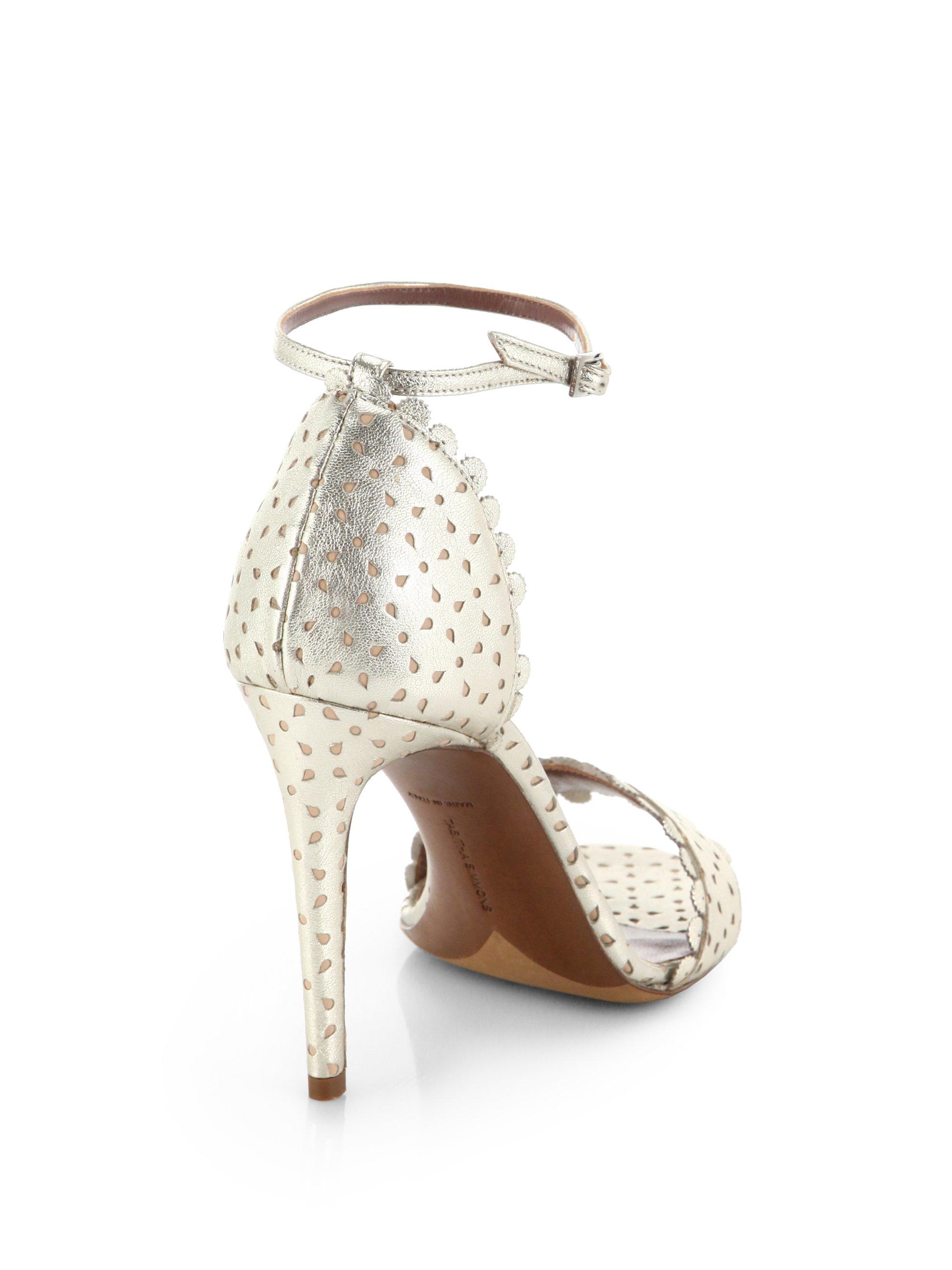 Carlos by Carlos Santana heeled sandal sz 8 In great