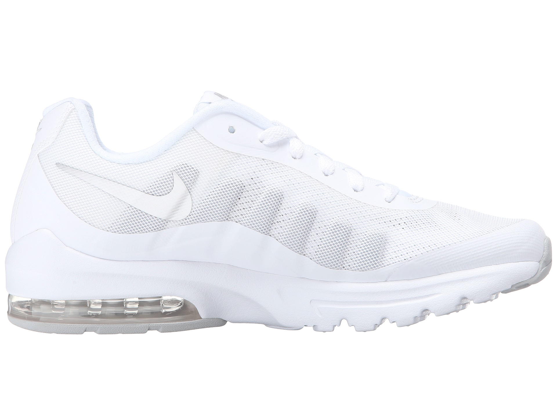 nike air max invigor in white lyst. Black Bedroom Furniture Sets. Home Design Ideas