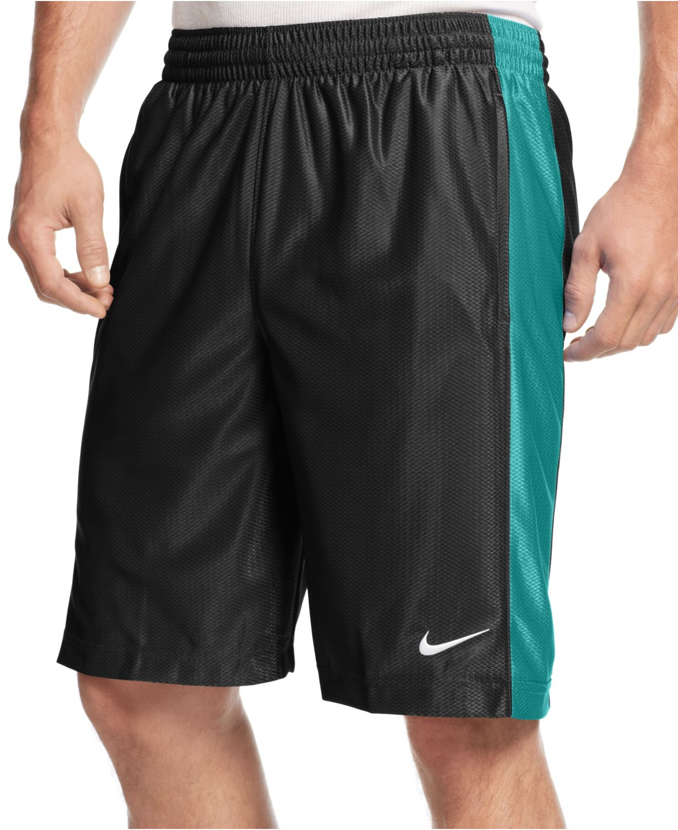 Under Armour Basketball Shorts With Pockets Nike Zone Mesh Basketb...