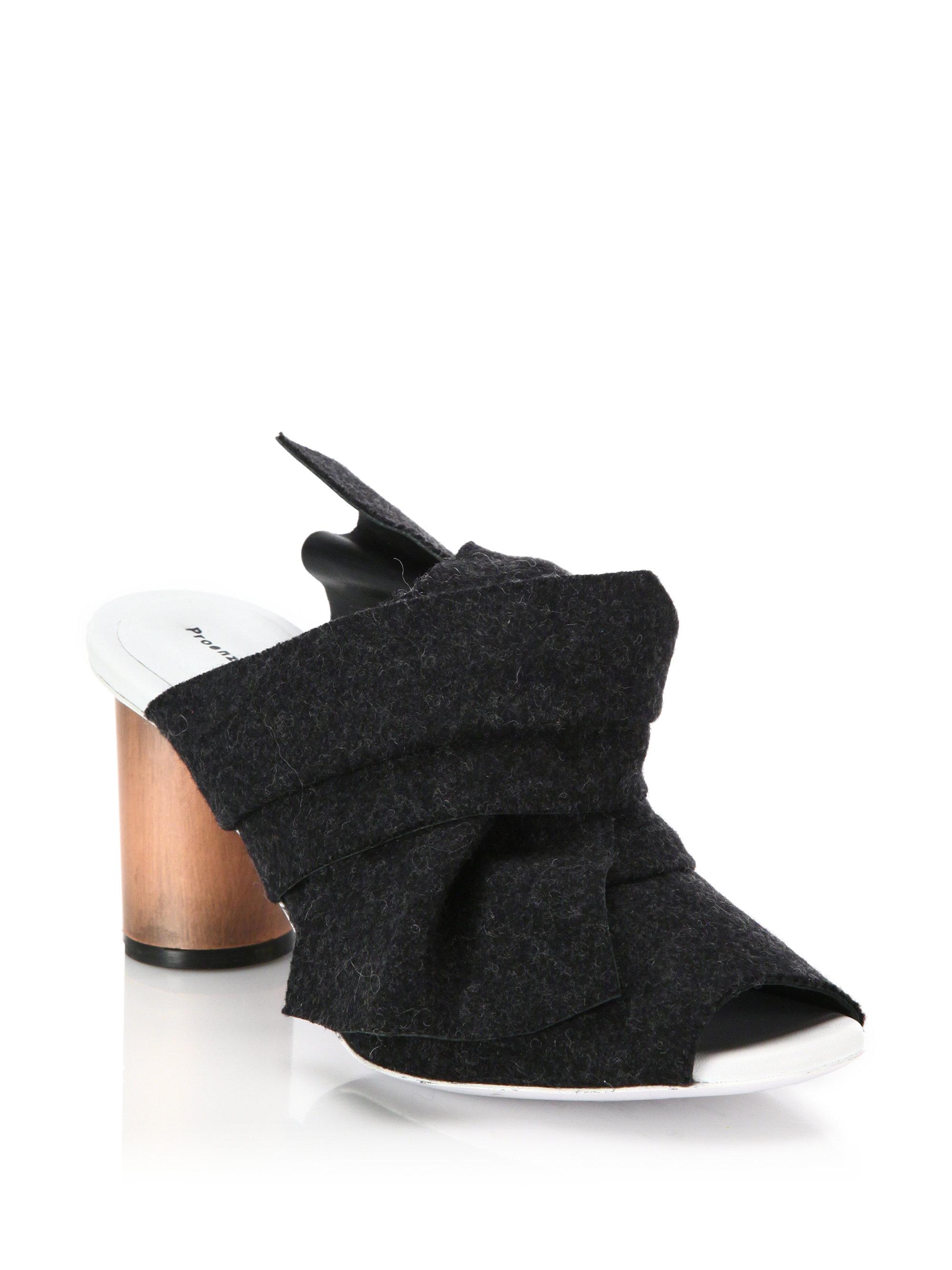 Chaussures - Mules Proenza Schouler Mq2gUAa1E