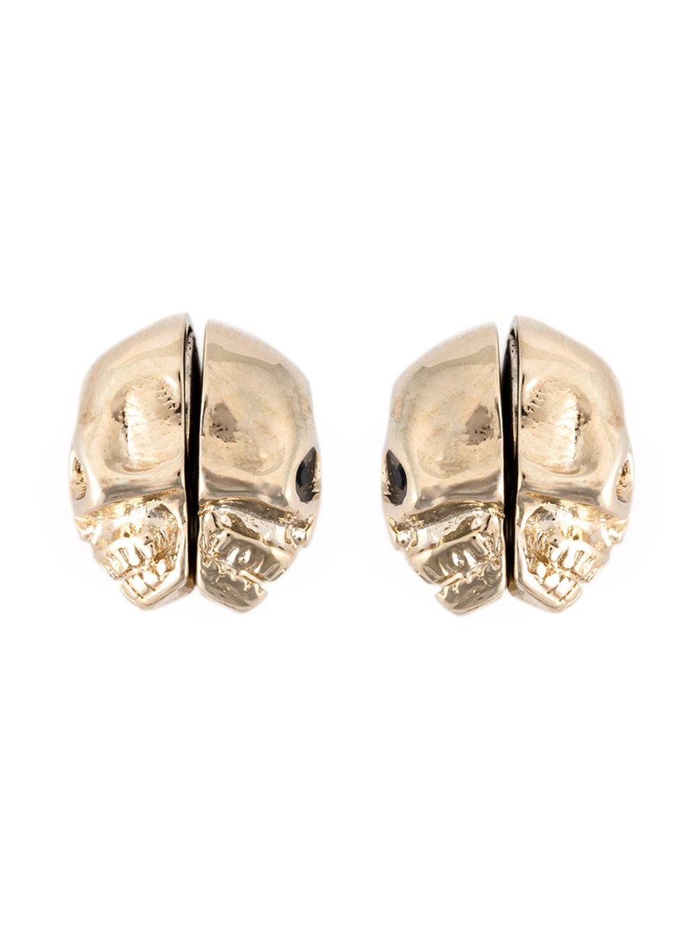Givenchy Skulls Earrings in Metallics 9FjHKfVjMd