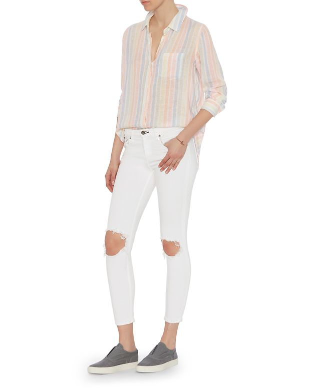 129b0c53877 Gallery. Previously sold at: INTERMIX · Women's White Jeans