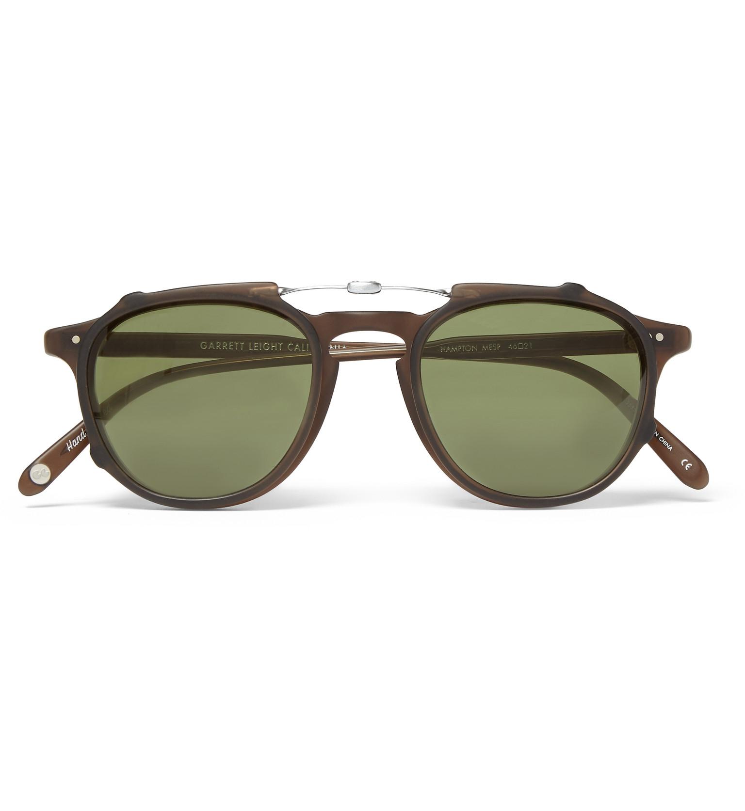 eb8d121994 Garrett Leight California Optical Glasses
