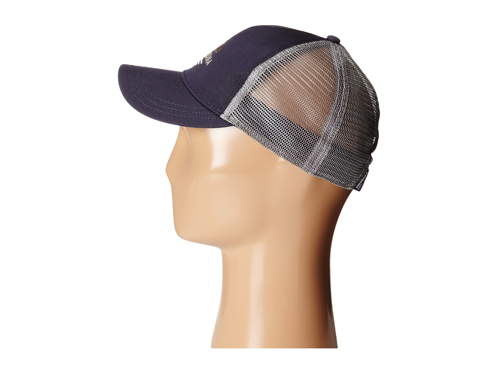 Lyst - Patagonia Peak To Paddle Layback Trucker Hat in Gray 685ea3f324a6
