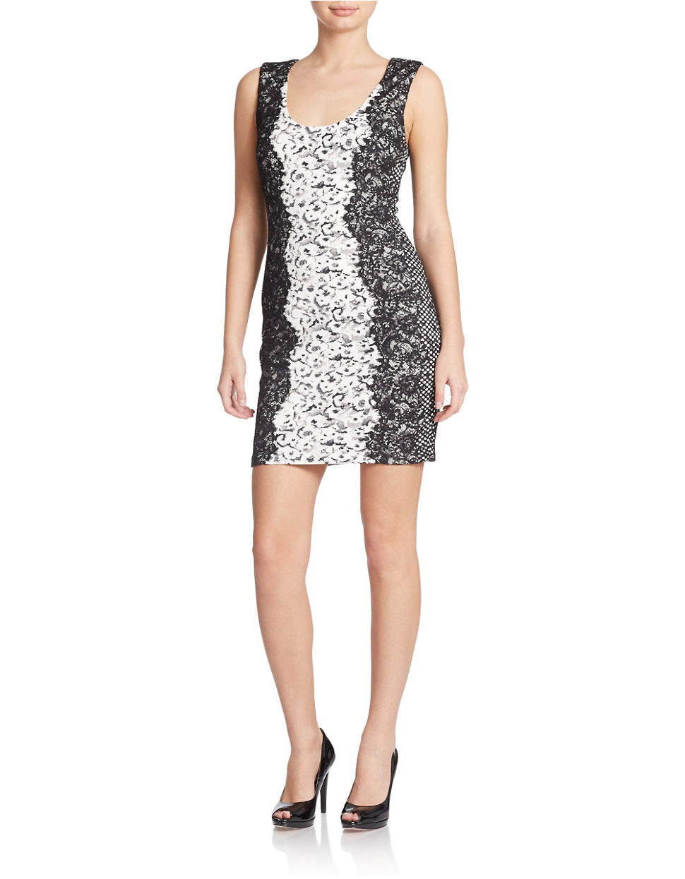 f386917030c Guess Black Dress Lord And Taylor - Data Dynamic AG