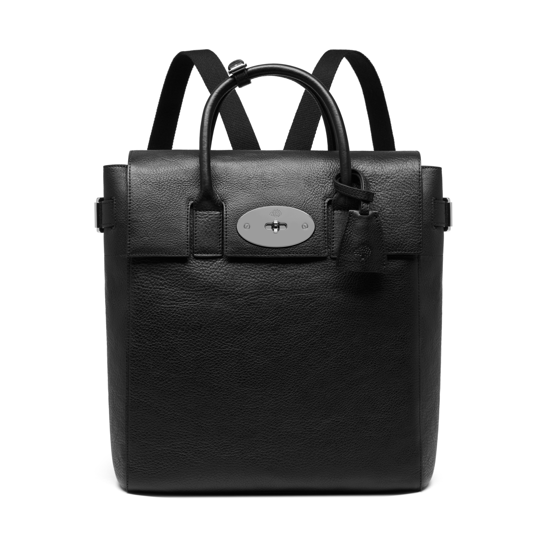 Lyst - Mulberry Large Cara Delevingne Bag in Black 50eec6ce62c10