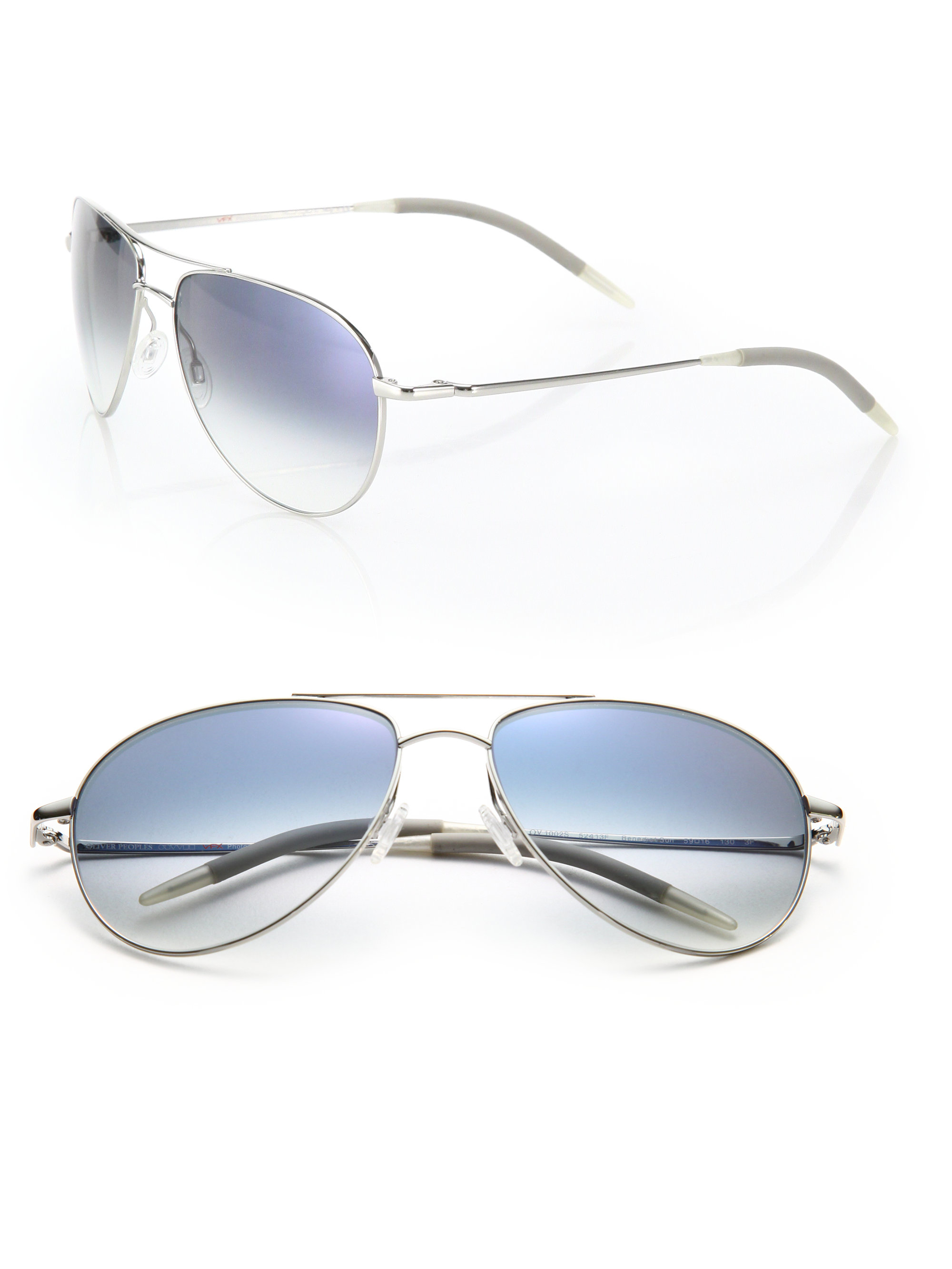 d563310a82 Oliver Peoples Benedict Photochromic Sunglasses