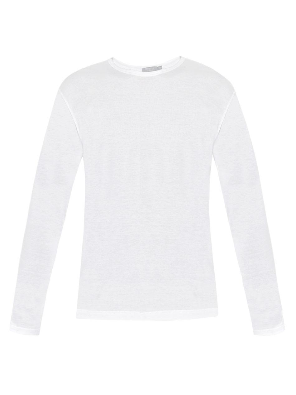 aa2e63a1cd3 Womens Long Sleeve T Shirt With Collar