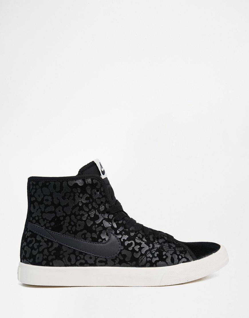 Nike Primo Court Mid Noir